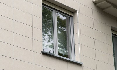 WOOD-ALUMINIUM WINDOWS