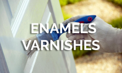 Enamels and varnishes