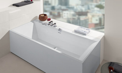 Rectangular baths